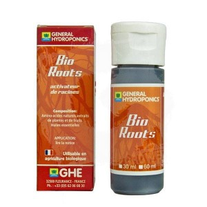 GHE Bio Roots 60ml - Stymulator ukorzeniania