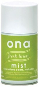 ONA Mist Fresh Linen L 170g - areozol do Mist Dispenser