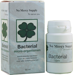 Bacterial 200ml No Mercy