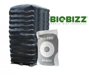Ziemia BioBizz All-Mix 50L x65 (paleta)