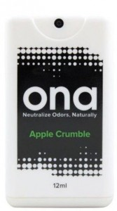 ONA Apple Crumble spray 12ml - kieszonkowy neutralizator zapachu