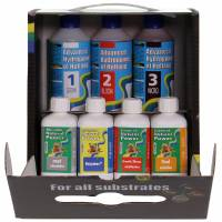 Advanced Hydroponics of Holland Starter Kit - zestaw nawozów