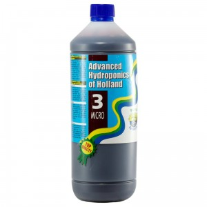 Advanced Hydroponics of Holland - Dutch Formula 3 Micro 500ml