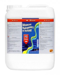 Advanced Hydroponics of Holland - pH down Bloom 5L
