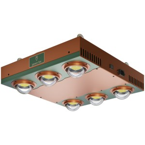 Panel LED Maroko 640W 120°