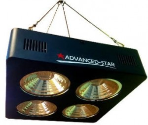 Advanced-Star 800W - Lampa COB LED Full Cycle