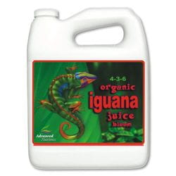 ORGANIC IGUANA JUICE BLOOM 4L