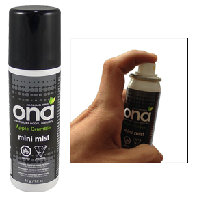 ONA Mini Mist Apple Crumble spray 36g - neutralizator powietrza