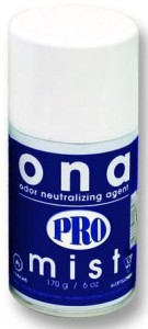 ONA Mist PRO L 170g - areozol do Mist Dispenser