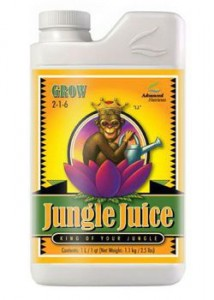 JUNGLE JUICE GROW 5L
